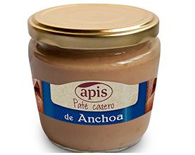 Paté casero de anchoa