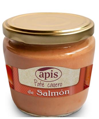 Paté casero de salmón