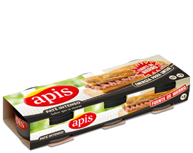 Paté intenso Apis