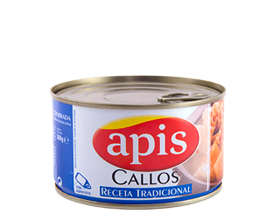 Platos preparados Apis