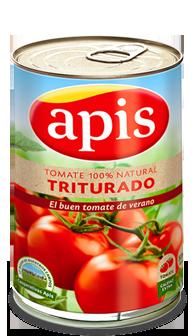 Tomate triturado 100% natural