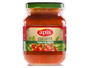 tomate frito ecológico
