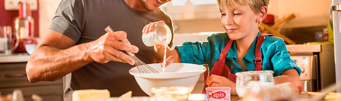 Receta Huevos rellenos con crema de york Apis