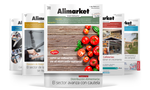 Apis se refuerza en el mercado de tomate natural