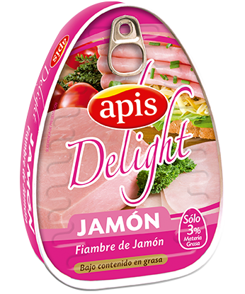 Delight de fiambre de Jamón Apis