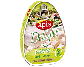 Delight de fiambre de Pavo Apis