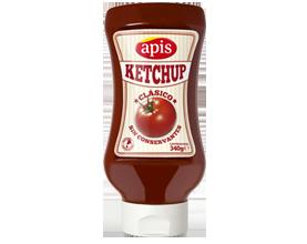 Ketchup sin conservantes clásico Apis