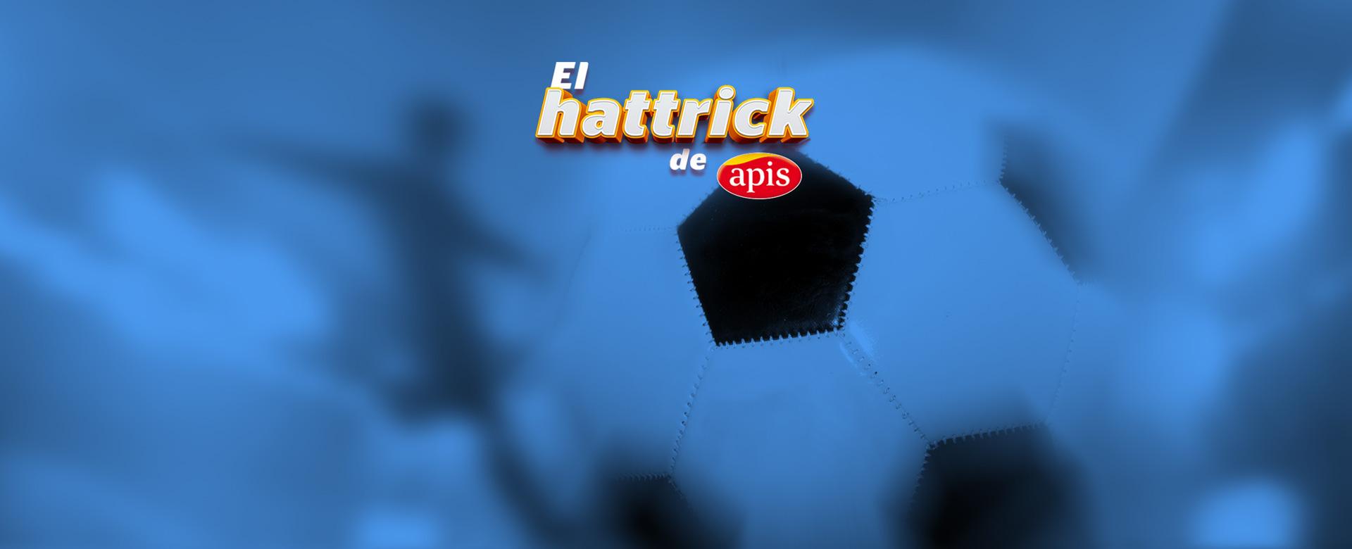 promoción hattrick Apis