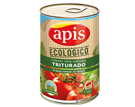 tomate natural triturado ecológico