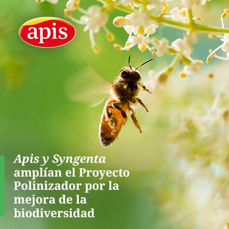 Apis apuesta por la biodiversidad