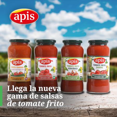 Nueva salsa de tomate