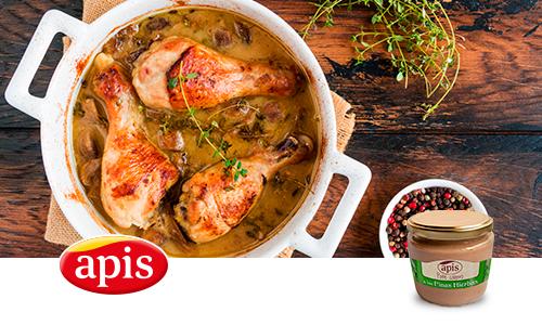 Pollo-con-Paté-a-las-Finas-Hierbas